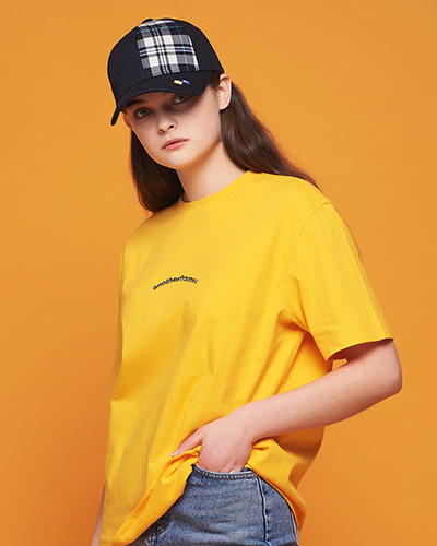 AFRAME ARCH T-SHIRT (YELLOW)
