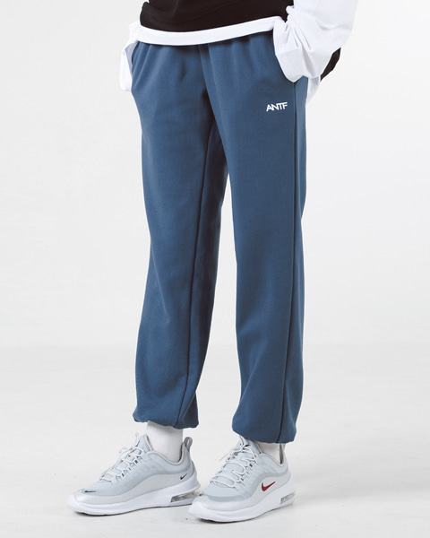 [쭈리]COMFY SWEAT PANTS (NAVY)