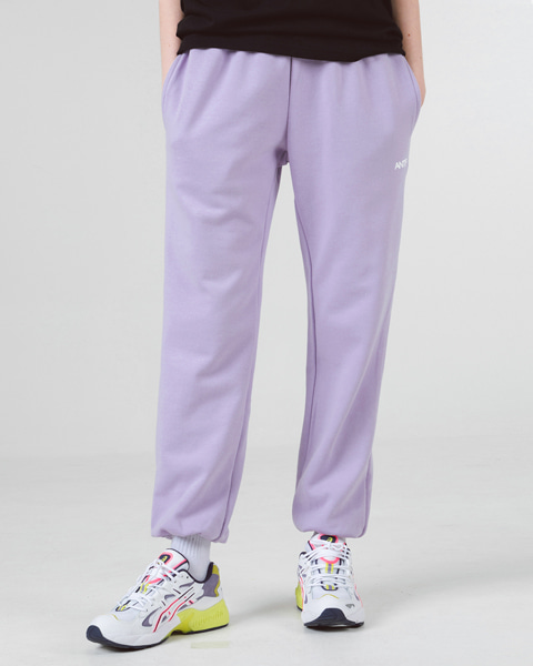 [쭈리]COMFY SWEAT PANTS (LAVENDER)