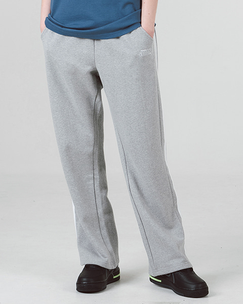 RELAX FIT TRACK PANTS (GRAY)