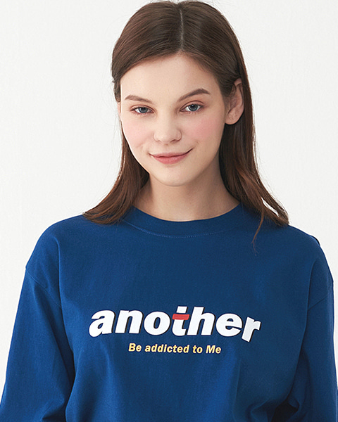 ANOTHER SQUARE T-SHIRT (BLUE)