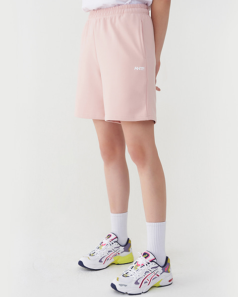 COMFY SWEAT SHORTS (INDI PINK)